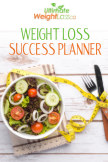 Weight Loss Success Planner