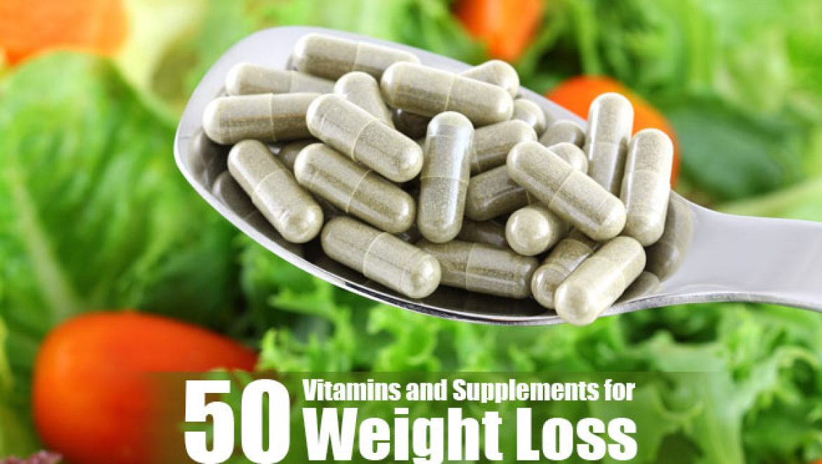 Top Vitamins For Weight Loss